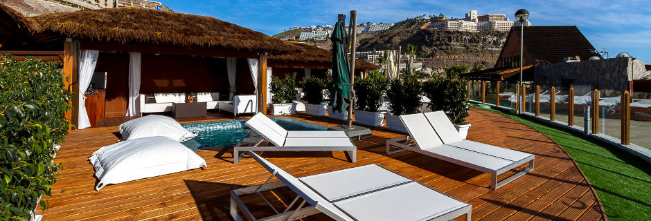Amadores Beach Club el mejor chill out de europa con un clima ...